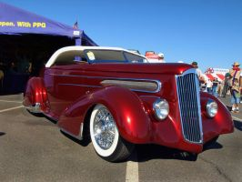 Classy 36 Ford by Swanee3