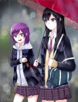 On a rainy day... by Shirogane181