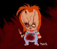 Chucky by Makinita