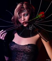 Dark Rose by Lexana