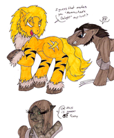 """MLP: Loving Family """"X"""" by KPenDragon"""