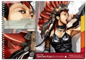 Kassworkshop Portfolio 01 by Kassworkshop