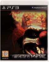 Twisted Metal Cover by Mrsheloner