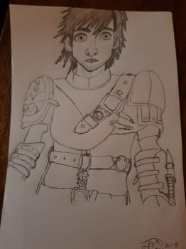 Hiccup HTTYD 2 by CK-inventor