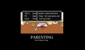 Parenting by RandomlyEvilXirroq
