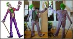 Joker Cosplay -FINAL-P1 by Boredman