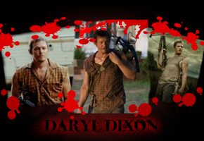 Daryl Dixon by blackunicorn666