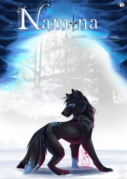 .: Namina Cover issue 1 :. by Seppyo