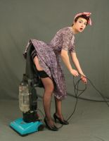 Housewife Pinup 6 by MajesticStock