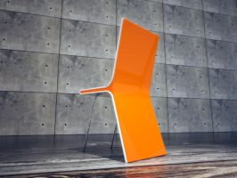 Chair - Lixour - back by qlas