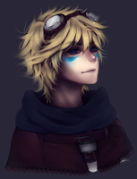 League of Legends - Ezreal by maryfraser