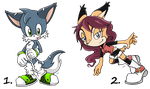 Sonic Adoptables - CLOSED by S-concept