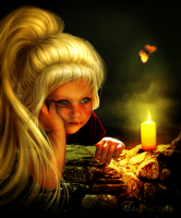 Candle by Elsapret