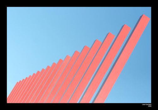 Red Sticks in the Sky 2 by million-monkey-march