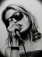 Emily Haines by sofora