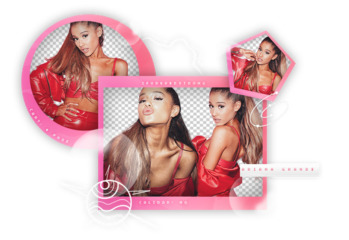 Pack Png 033// Ariana Grande by iForeverStrong