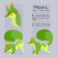Tropic by TheseWeirdFishes