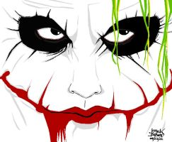 why so serious in MS Paint by jarhead02