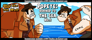 AT4W: Popeye: Borned to the Sea #1 by MTC-Studio