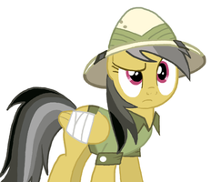 Daring Do is a pony by SexDrugsSmoothJazz