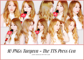[Render Pack] Taeyeon SNSD in The TTS PC - 10 PNGs by jemmy2000