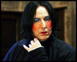 Snape the Drag Queen? by brwneyedotaku
