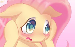 I love you, Fluttershy. by PhoenixPeregrine
