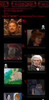 My 10 Most Hated Characters 20 by J-Cat