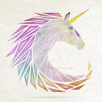 unicorn cercle by MaNoU56