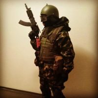 Classic Spetsnaz 0.5 by anbuSquadLeader