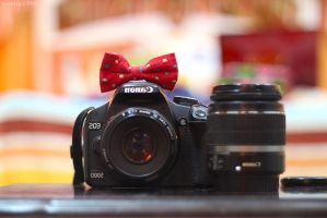 my cute canon by M-E-S-H-O