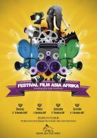 festival film asia afrika by AancooL