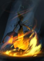 So fire - Wizard by Gandalfleblond