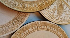 Stargate Coasters by ronime