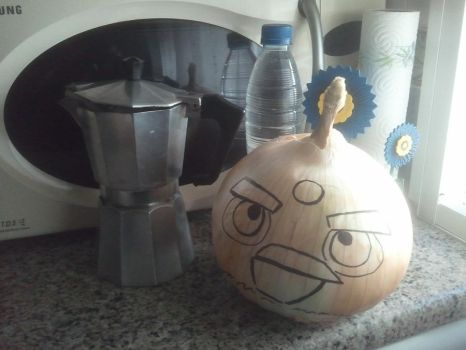 ANGRY ONION by lpspalmer