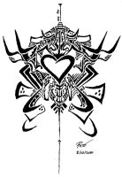 Tribal Heart by RoyCorleone