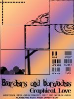 Borders and barcodes 100x100 by lisaedson