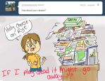 College means you have no life. by Riyou
