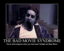The Bad Movie Syndrome by commanderhavoc