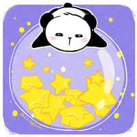 My Star Bubble by ChibiLittlePanda