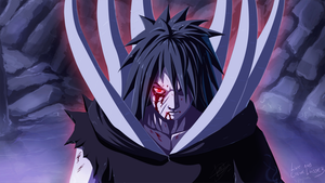 Naruto 606 Bringer of the New World by Luisseb