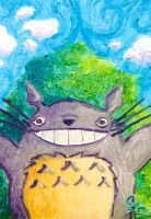 Totoro! by Dunn95