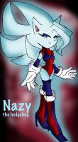 Nazo female by klaudiapasqui