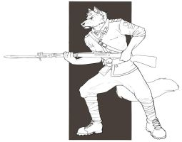 Soldaten-commission- by RogueLiger