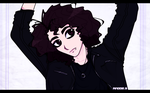 Angsty Teenage Danny Sexbang by CutieInk