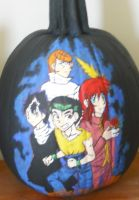 YYH Pumpkin by hiei14