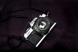 Minolta XG-1 by DustyBrain