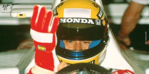 Ayrton Senna (Spain 1992) by F1-history