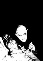 Nosferatu Vampyr by stephenburger