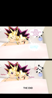 MMD - Yu-Gi-Oh - Yugi and his 'surprise' Part 11 by InvaderBlitzwing